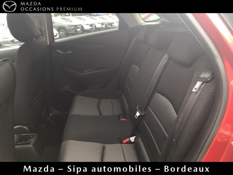 Mazda CX-3 2.0 SKYACTIV-G 120 Dynamique  occasion à Mérignac - photo n°9