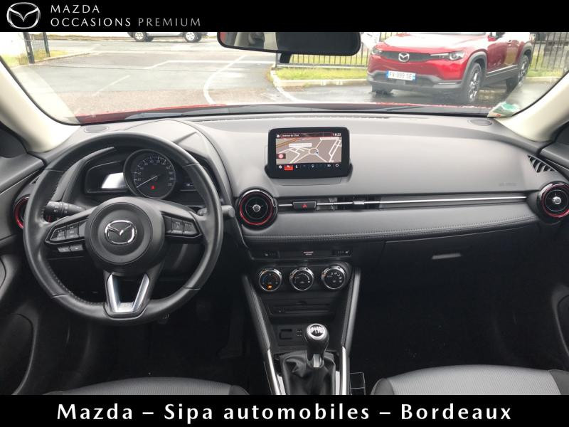 Mazda CX-3 2.0 SKYACTIV-G 120 Dynamique  occasion à Mérignac - photo n°7