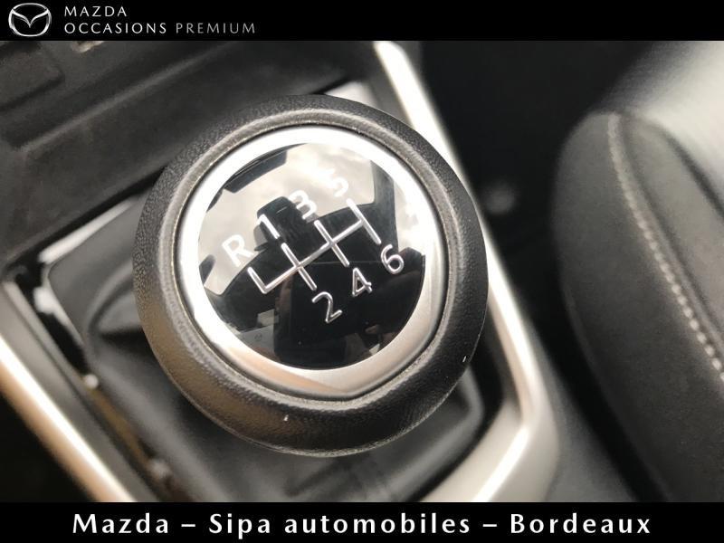 Mazda CX-3 2.0 SKYACTIV-G 120 Dynamique  occasion à Mérignac - photo n°18