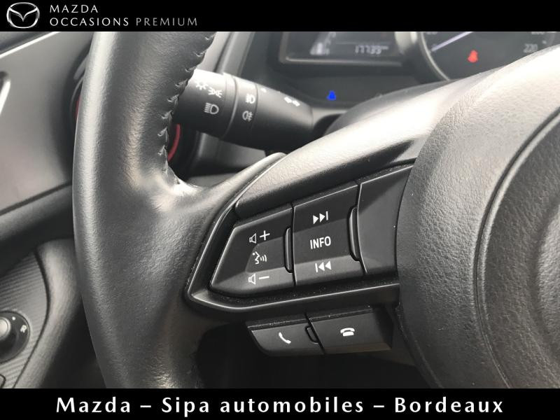 Mazda CX-3 2.0 SKYACTIV-G 120 Dynamique  occasion à Mérignac - photo n°12