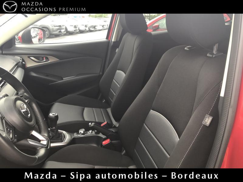 Mazda CX-3 2.0 SKYACTIV-G 120 Dynamique  occasion à Mérignac - photo n°8