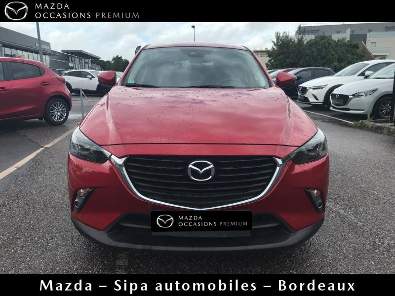 Mazda CX-3 2.0 SKYACTIV-G 120 Dynamique  occasion à Mérignac - photo n°2