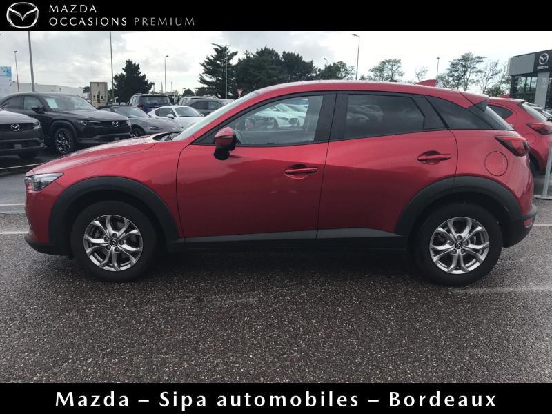 Mazda CX-3 2.0 SKYACTIV-G 120 Dynamique  occasion à Mérignac - photo n°4