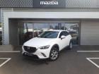 Mazda CX-3 2.0 SKYACTIV-G 120 Dynamique Blanc à Cesson-Sévigné 35