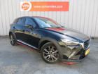 Mazda CX-3 2.0 SKYACTIV-G 120 Sélection Noir à La Roche-sur-Yon 85