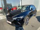 Mazda CX-3 2.0 SKYACTIV-G 120 SIGNATURE BVA Noir à Plougastel-Daoulas 29