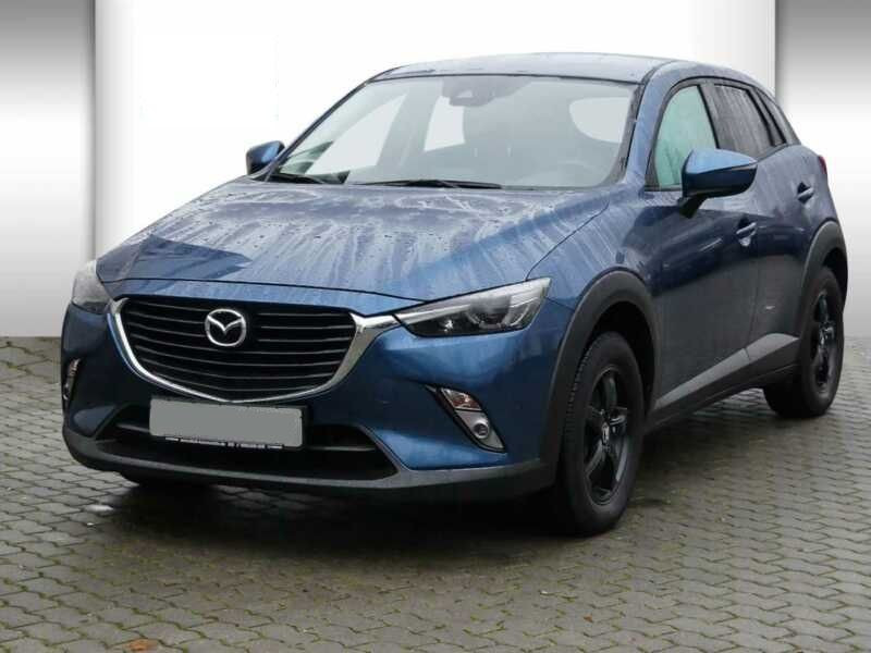 Mazda CX-3 2.0 SkyActiv-G 120 Bleu occasion à Beaupuy