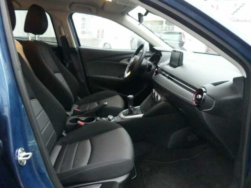 Mazda CX-3 2.0 SkyActiv-G 120 Bleu occasion à Beaupuy - photo n°4