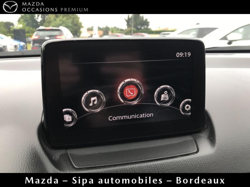 Mazda CX-3 2.0 SKYACTIV-G 121ch Dynamique Euro6d-T  occasion à Mérignac - photo n°16