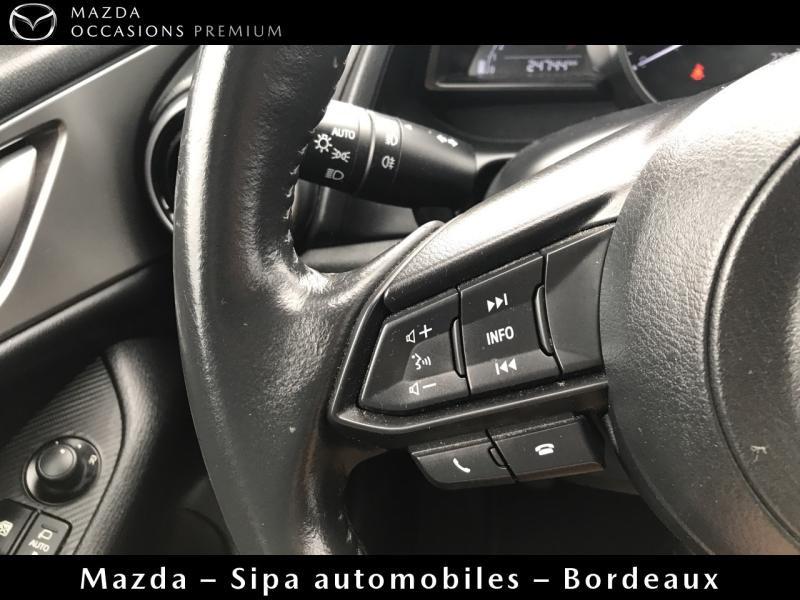 Mazda CX-3 2.0 SKYACTIV-G 121ch Dynamique Euro6d-T  occasion à Mérignac - photo n°12