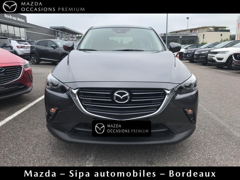 Mazda CX-3 2.0 SKYACTIV-G 121ch Dynamique Euro6d-T  occasion à Mérignac - photo n°2