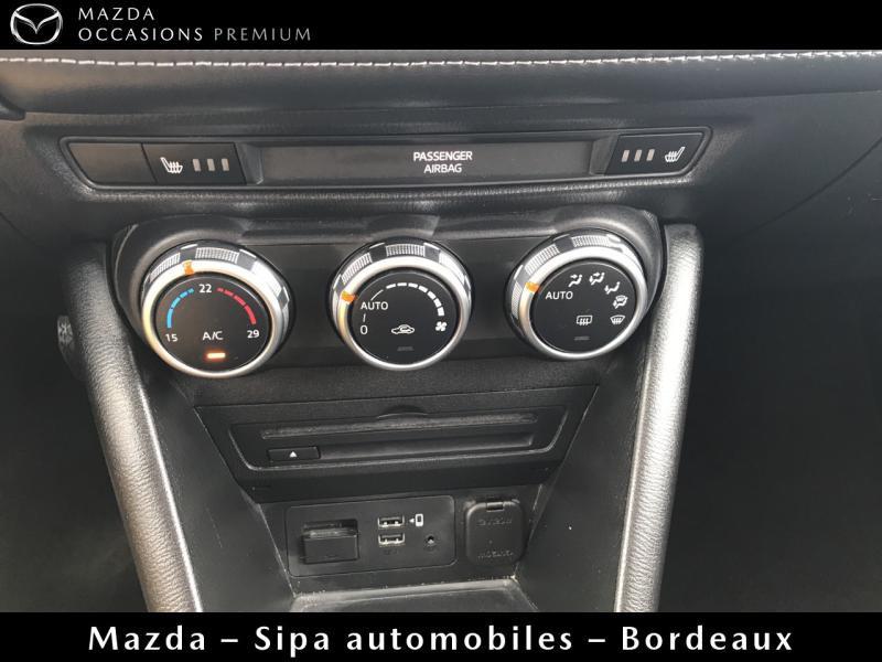 Mazda CX-3 2.0 SKYACTIV-G 121ch Dynamique Euro6d-T  occasion à Mérignac - photo n°17