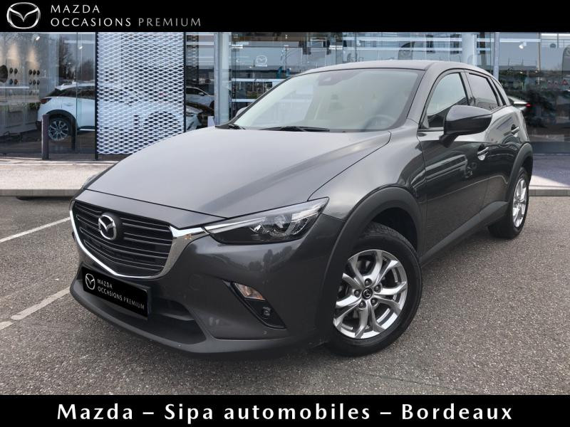 Mazda CX-3 2.0 SKYACTIV-G 121ch Dynamique Euro6d-T  occasion à Mérignac