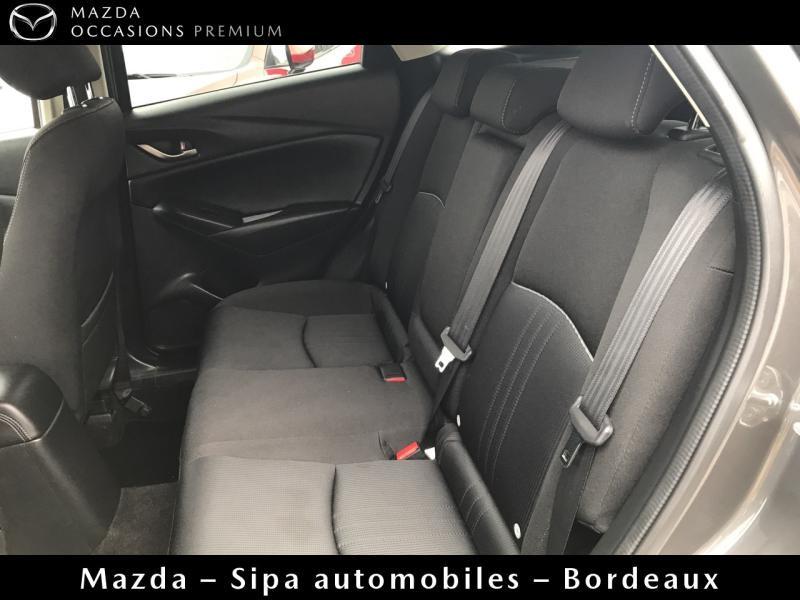 Mazda CX-3 2.0 SKYACTIV-G 121ch Dynamique Euro6d-T  occasion à Mérignac - photo n°9