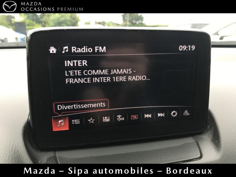 Mazda CX-3 2.0 SKYACTIV-G 121ch Dynamique Euro6d-T  occasion à Mérignac - photo n°15