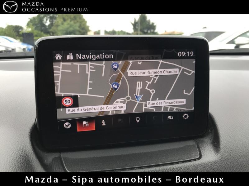 Mazda CX-3 2.0 SKYACTIV-G 121ch Dynamique Euro6d-T  occasion à Mérignac - photo n°14