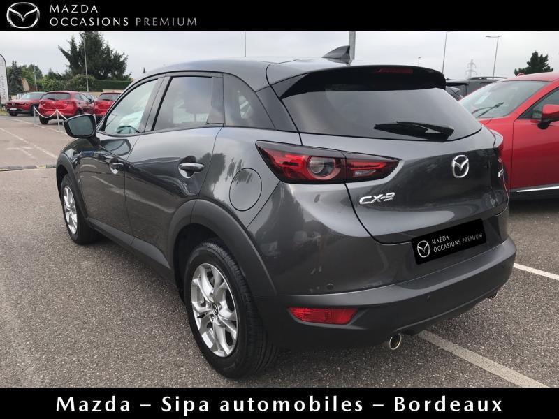 Mazda CX-3 2.0 SKYACTIV-G 121ch Dynamique Euro6d-T  occasion à Mérignac - photo n°6
