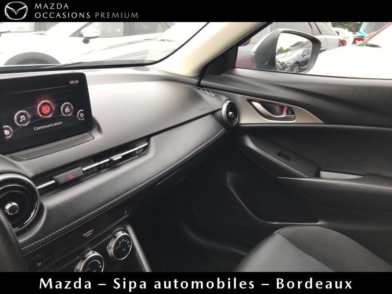 Mazda CX-3 2.0 SKYACTIV-G 121ch Dynamique Euro6d-T  occasion à Mérignac - photo n°19