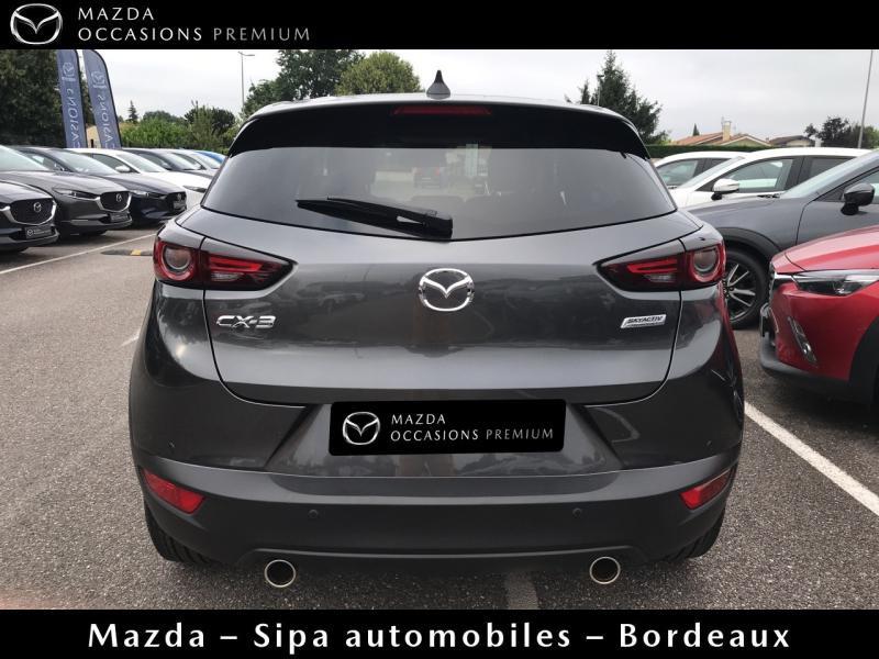 Mazda CX-3 2.0 SKYACTIV-G 121ch Dynamique Euro6d-T  occasion à Mérignac - photo n°3