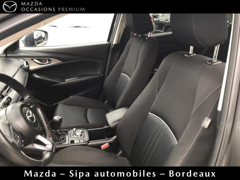 Mazda CX-3 2.0 SKYACTIV-G 121ch Dynamique Euro6d-T  occasion à Mérignac - photo n°8