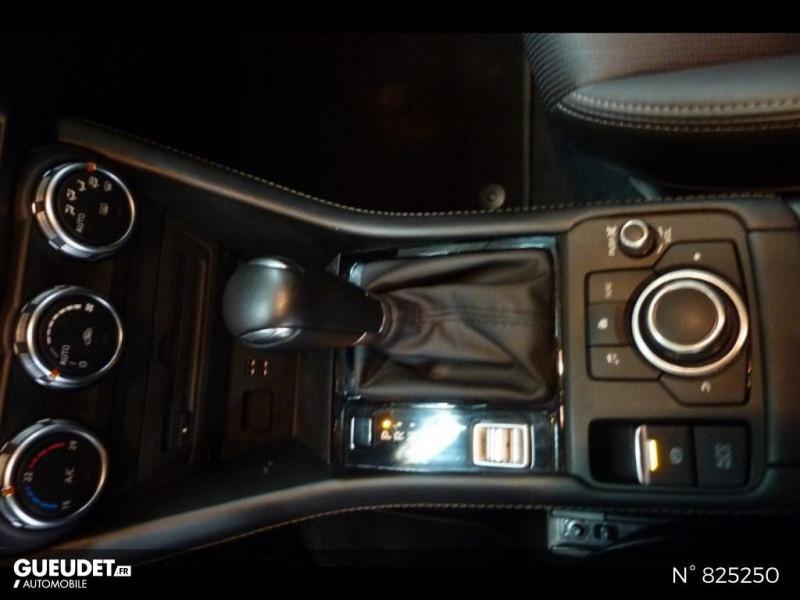 Mazda CX-3 2.0 SKYACTIV-G 121ch Exclusive Edition BVA Euro6d-T Blanc occasion à Avon - photo n°14