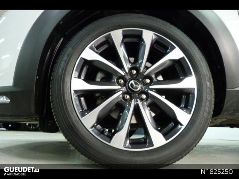 Mazda CX-3 2.0 SKYACTIV-G 121ch Exclusive Edition BVA Euro6d-T Blanc occasion à Avon - photo n°11
