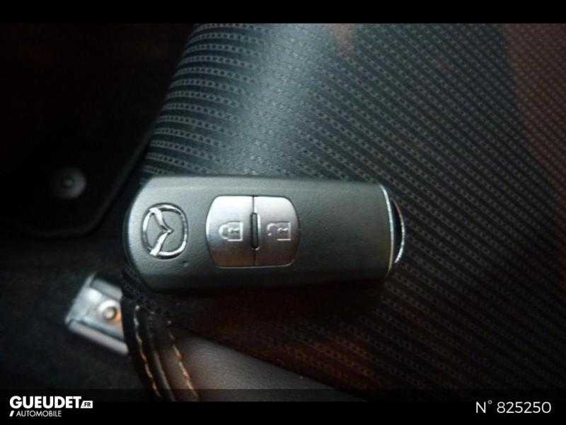Mazda CX-3 2.0 SKYACTIV-G 121ch Exclusive Edition BVA Euro6d-T Blanc occasion à Avon - photo n°15