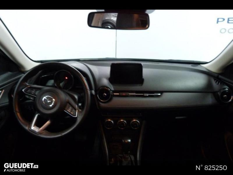 Mazda CX-3 2.0 SKYACTIV-G 121ch Exclusive Edition BVA Euro6d-T Blanc occasion à Avon - photo n°8