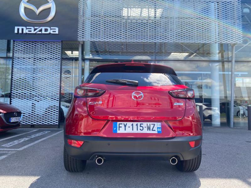 Mazda CX-3 2.0 SKYACTIV-G 121ch Sélection Euro6d-T  occasion à Saint-Herblain - photo n°9