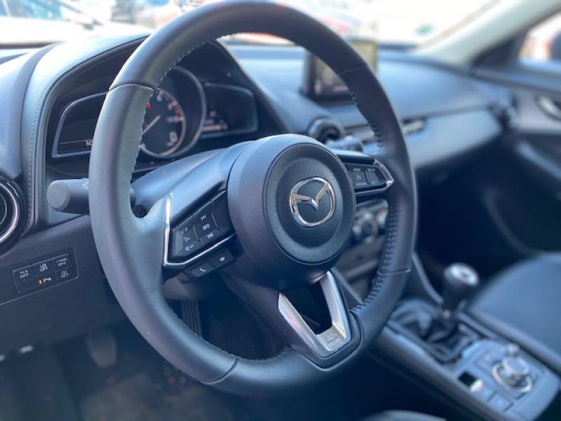 Mazda CX-3 2.0 SKYACTIV-G 121ch Sélection Euro6d-T  occasion à Saint-Herblain - photo n°6