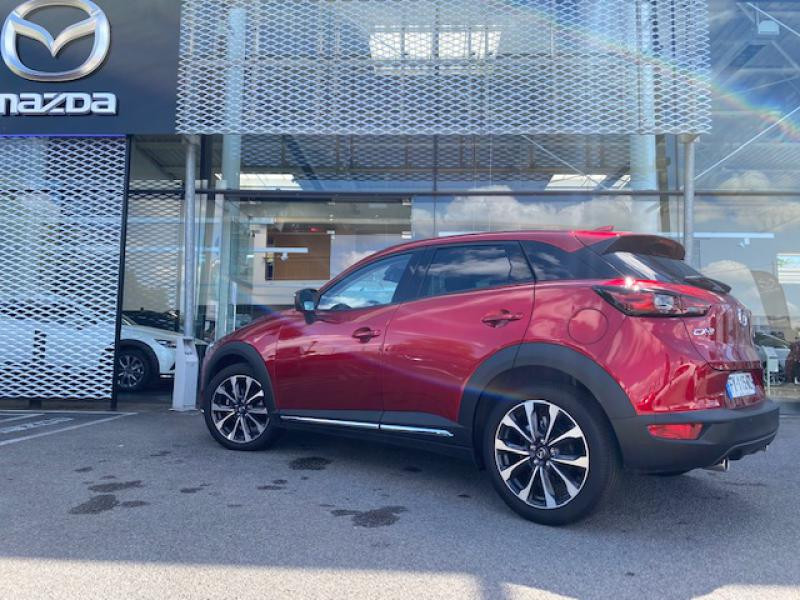 Mazda CX-3 2.0 SKYACTIV-G 121ch Sélection Euro6d-T  occasion à Saint-Herblain - photo n°8