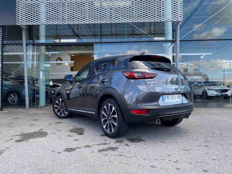 Mazda CX-3 2.0 SKYACTIV-G 121ch Sélection Euro6d-T  occasion à Saint-Herblain - photo n°3