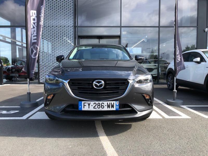 Mazda CX-3 2.0 SKYACTIV-G 121ch Signature 2021  occasion à Mérignac