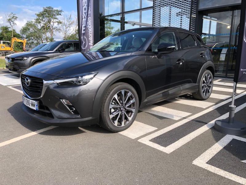 Mazda CX-3 2.0 SKYACTIV-G 121ch Signature 2021  occasion à Mérignac - photo n°2