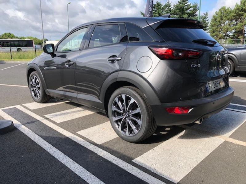 Mazda CX-3 2.0 SKYACTIV-G 121ch Signature 2021  occasion à Mérignac - photo n°3