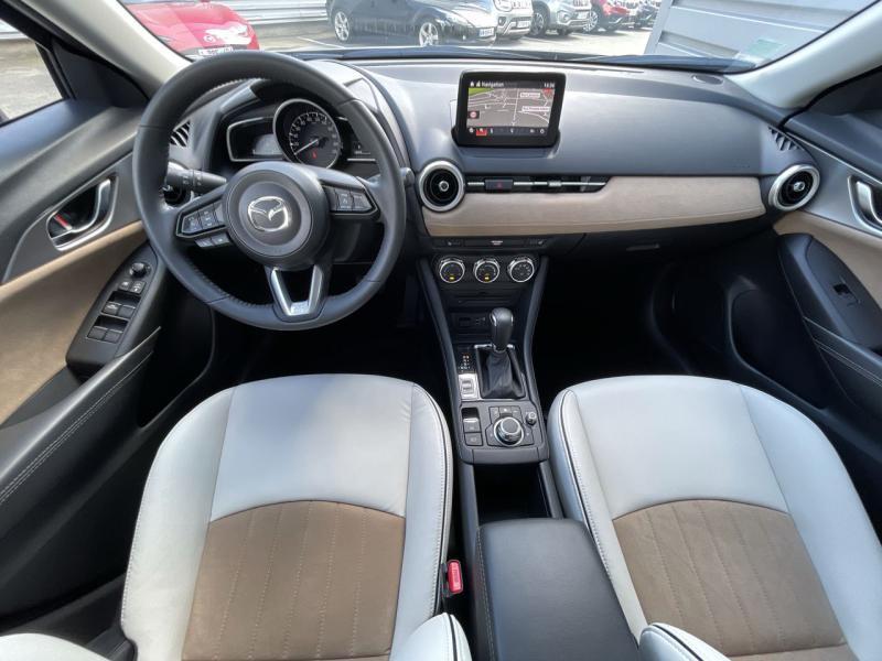 Mazda CX-3 2.0 SKYACTIV-G 121ch Signature BVA 2021  occasion à Saint-Brieuc - photo n°7