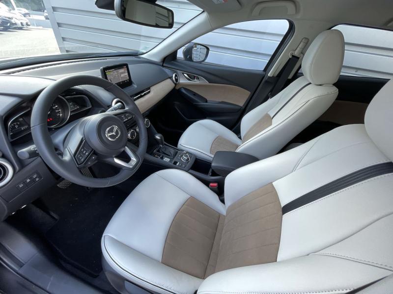 Mazda CX-3 2.0 SKYACTIV-G 121ch Signature BVA 2021  occasion à Saint-Brieuc - photo n°8