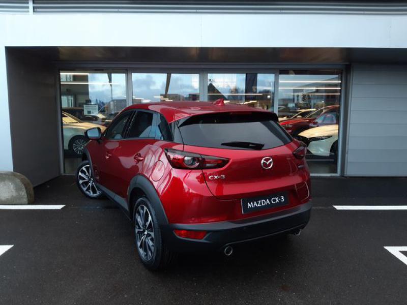 Mazda CX-3 2.0 SKYACTIV-G 121ch Signature BVA 2021  occasion à Cesson-Sévigné - photo n°6