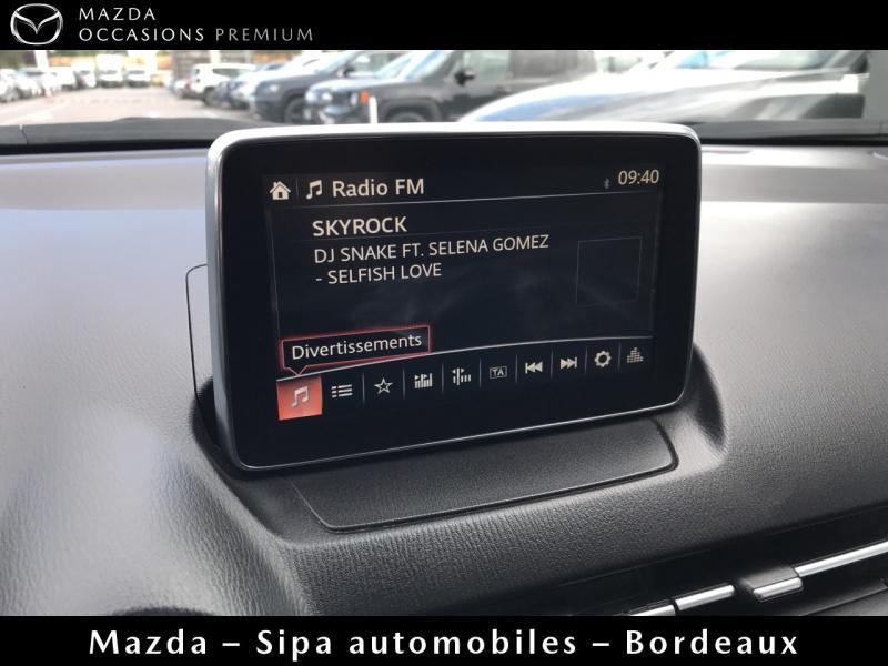 Mazda CX-3 2.0 SKYACTIV-G 150 Sélection AWD Gris occasion à Mérignac - photo n°10