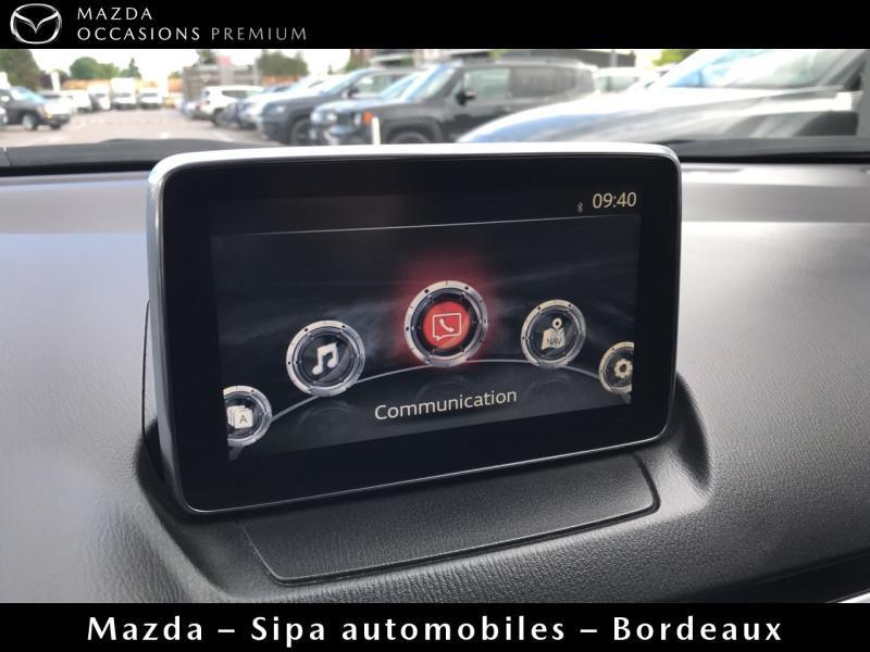 Mazda CX-3 2.0 SKYACTIV-G 150 Sélection AWD Gris occasion à Mérignac - photo n°9