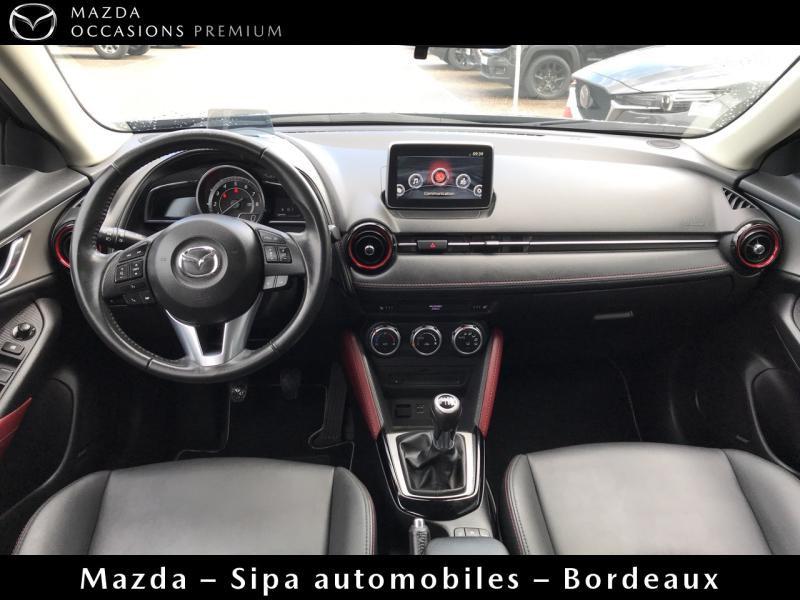Mazda CX-3 2.0 SKYACTIV-G 150 Sélection AWD Gris occasion à Mérignac - photo n°2