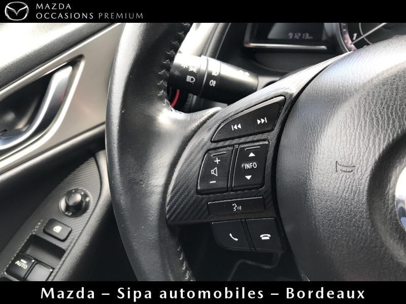 Mazda CX-3 2.0 SKYACTIV-G 150 Sélection AWD Gris occasion à Mérignac - photo n°7