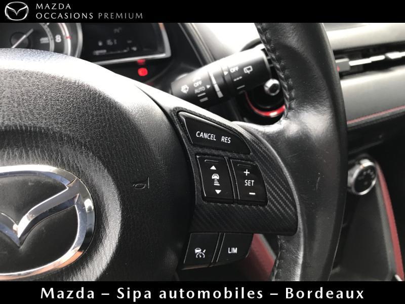 Mazda CX-3 2.0 SKYACTIV-G 150 Sélection AWD Gris occasion à Mérignac - photo n°8