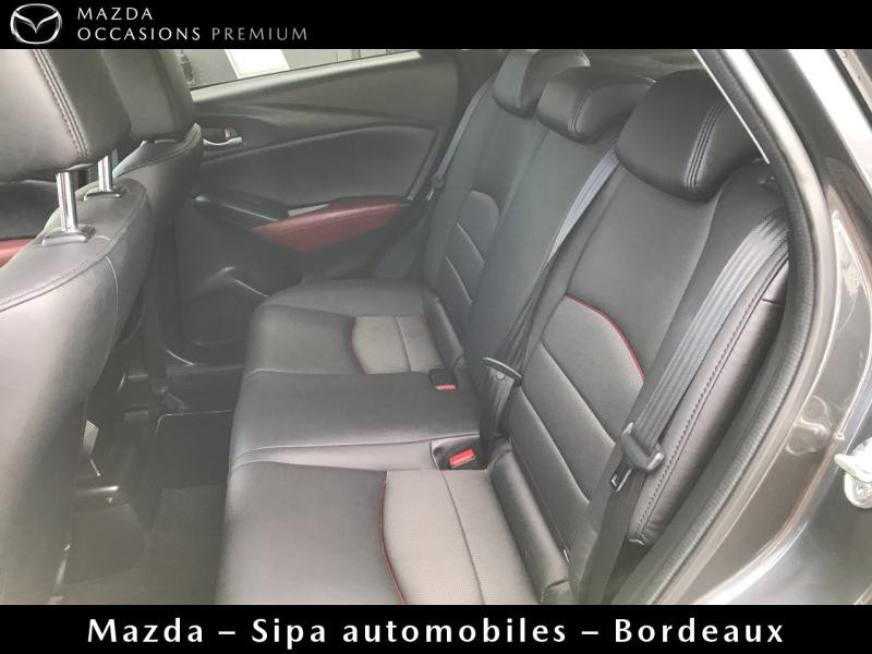 Mazda CX-3 2.0 SKYACTIV-G 150 Sélection AWD Gris occasion à Mérignac - photo n°17