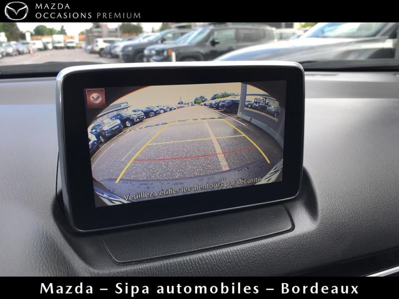 Mazda CX-3 2.0 SKYACTIV-G 150 Sélection AWD Gris occasion à Mérignac - photo n°12