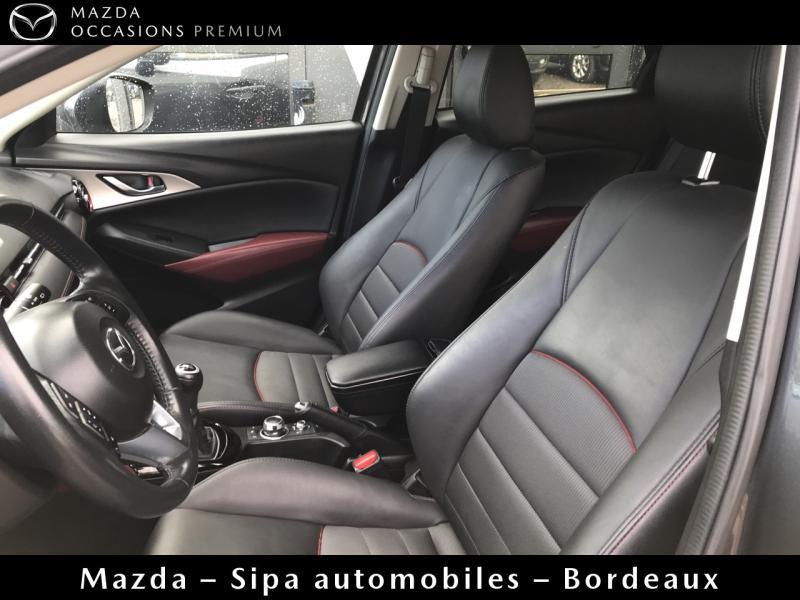 Mazda CX-3 2.0 SKYACTIV-G 150 Sélection AWD Gris occasion à Mérignac - photo n°16