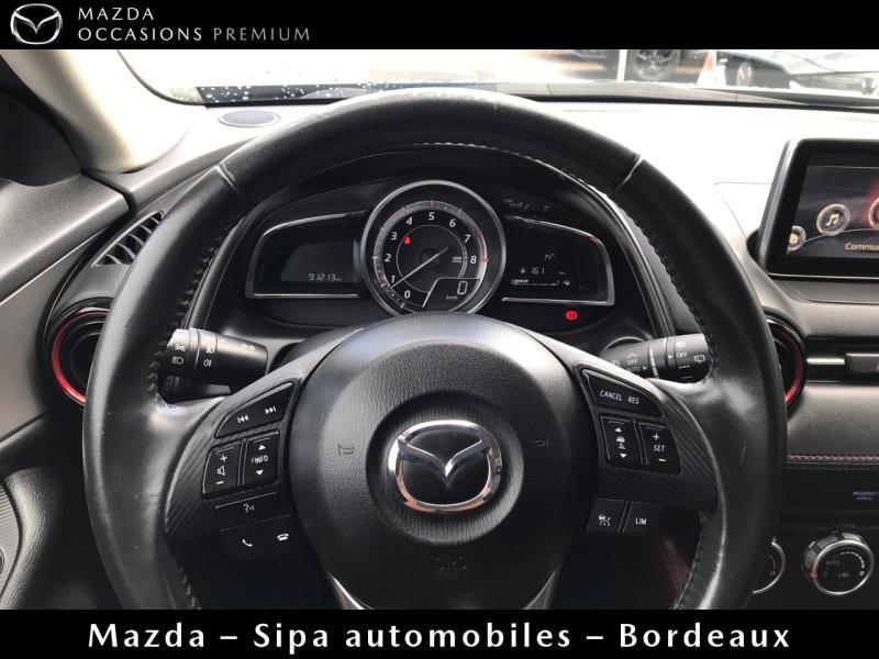 Mazda CX-3 2.0 SKYACTIV-G 150 Sélection AWD Gris occasion à Mérignac - photo n°18
