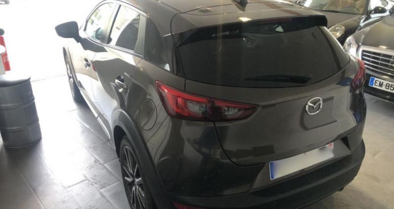 Mazda CX-3 2.0 SKYACTIV-G DYNAMIQUE SKYACTIV-DRIVE Marron occasion à Nanteuil Les Meaux - photo n°2