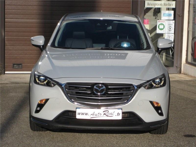 Mazda CX-3 2.0L SKYACTIV-G 121 4X2 BVA6 Selection  occasion à St Jean du Falga - photo n°5