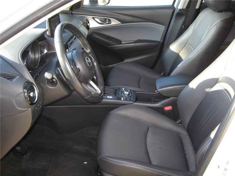 Mazda CX-3 2.0L SKYACTIV-G 121 4X2 BVA6 Selection  occasion à St Jean du Falga - photo n°11